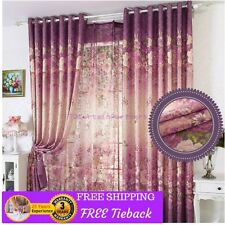 French Country Custom Window Curtains