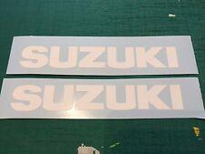Suzuki Tank Fairing 200mm  Decal Sticker GSXR 750 1000 MotoGP