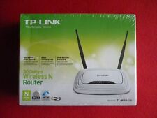 TP-LINK WIRELESS WI-FI ROUTER MODEL TL-WR841N 300 MBPS SEALED BRAND NEW!