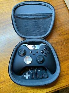 Microsoft Xbox Elite Black Wireless Controller - Used