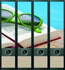 File Art 4 Design Ordner-Etiketten Reading Glasses...........................452