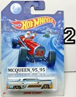HOT WHEELS HOLIDAY HOT RODS CUSTOM '53 CHEVY