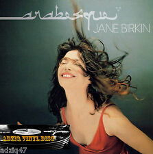 ♪♪ CD JANE BIRKIN ARABESQUE DIGIPACK ♪♪
