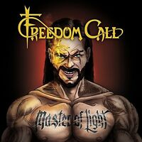 FREEDOM CALL - MASTER OF LIGHT (LIMITED BOXSET)  2 CD NEU