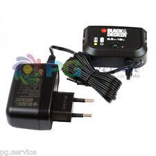 BLACK & DECKER CARICA BATTERIE 18V BD1800 EPC186 GKC1817 GLC2500 GPC900 GTC610