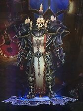 DIABLO 3 PRIMAL ANCIENT SEEKER OF THE LIGHT CRUSADER SET PATCH 2.6 XBOX ONE