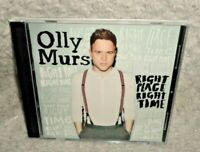 Olly Murs - Right Place Right Time (CD, 2012)
