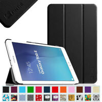 """For Samsung Galaxy Tab E 9.6"""" SM-T560/T561/T565/T567V Case Slimshell Stand Cover"""