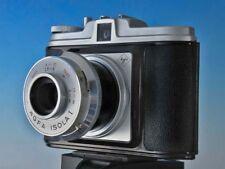 Weitwinkel Lochkamera 6x6 cm - pinhole camera obscura DELUXE Sténopé Stenopeico