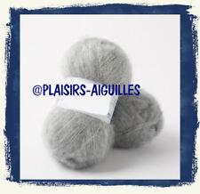 4 pelotes de laine PHIL LIGHT FLANELLE  Neuve