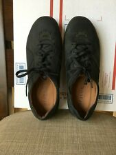ARAVON DELILAH AAGO5BKN WOMENS DARK GRAY NUBUCK COMFORT SHOES SIZE US 9