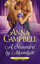 A Scoundrel by Moonlight (Sons of Sin Series, Book 4) Audio CD – Audiobook, CD