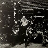 The Allman Brothers Band At Fillmore East: Capricorn Records 1971 LIVE 2x LP VG+