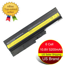 Laptop Battery for IBM Lenovo ThinkPad T61 T61p T60 R61 R61i  R60 T500 W500 R500