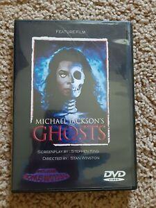 MICHAEL JACKSON'S GHOST - DVD