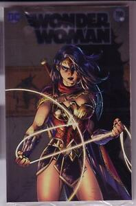 C2E2 2020 WONDER WOMAN #750 Jim Lee SILVER FOIL VARIANT Anniversary In Hand NM+