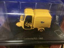 LAMBRETTA FLI  POSTE 1965 1/43 Neuf en boite H70