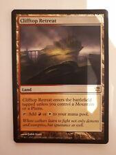 Mtg clifftop retreat x 1 great condition