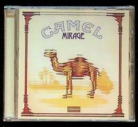 Camel – Mirage - CD - EDITORIALE - CD013014