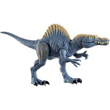 Jurassic World Battle Damage Spinosaurus * 2019 * Dinosaur park action figure