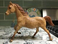Breyer~Vintage~Running Mare~Red Roan~Excellent Cond.