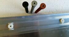 10 St. Isolierplattenschraube IPS 80 Dämmungsschraube Dämmstoffdübel 4 Farben