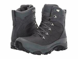 Mens The North Face Chilkat Nylon Boots Zinc Grey/Ebony Grey Waterproof Snow