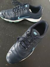 """New listing Nike Air Zoom Rival 5 Mens Golf Shoes Blue Size Uk 10.5 """"GOOD CONDITION"""""""