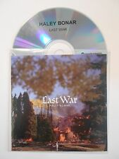 HALEY BONAR : LAST WAR ♦ CD ALBUM PORT GRATUIT ♦