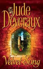 Velvet Song, Jude Deveraux,0671739751, Book, Good