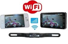 WIFI Backup Camera iPhone Android wireless Night Vision NEW USA shipping