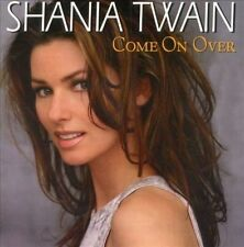 Shania Twain Country Music CDs and DVDs