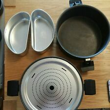 More details for vintage miracle maid 5 qt dutch oven stock pot 10
