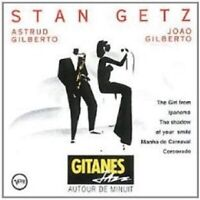 STAN/GILBERTO,JOAO GETZ - JAZZ ROUND MIDNIGHT  CD NEU