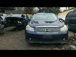 Trunk/Hatch/Tailgate With Spoiler Fits 06-07 INFINITI M35 8431199