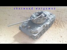28mm Hellcat Tank Destroyer, In Resin By Blitzkrieg WWII Bolt Action,
