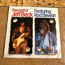 Jeff Beck - The Most Of Jeff Beck Featuring Rod Stewart (LP)