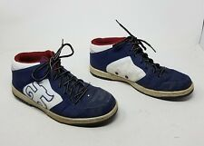d72855fa535d13 Free Shipping. Ipath Grasshopper 21064BWR Basketball Sneakers Shoes Mens sz  9.5 Red White Blue