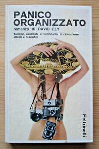 PANICO ORGANIZZATO David Ely FELTRINELLI Brivido e Avventura 29 Luglio 1969 OT