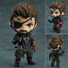 "GSC ""Sneaking Suit Venom Snake"" Metal Gear Nendoroid 565 Figure New No Box"