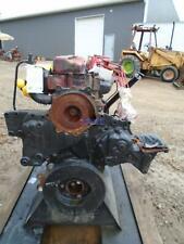 International Dt414 Engine Long Block Seized Core 414tt2u102705