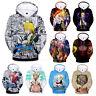 The Seven Deadly Sins Nanatsu no Taizai Cosplay Hoodie Sweatshirt Pullover Coat