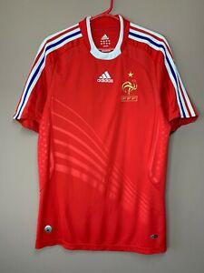 France 2007-2008 Away Football Soccer Shirt Jersey Maglia Camiseta size S