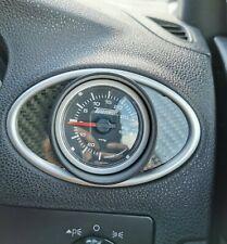 Ford Focus Mk2 Carbon Fibre Air Vent Gauge pod adapter 52mm inc ST