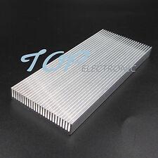 100x41x8mm Heatsink Aluminum Heat Sink for Led Amplifier Transistor High Power