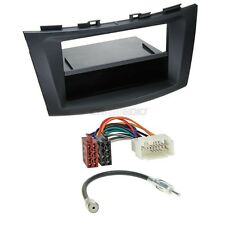 Suzuki Swift 4 ab 10 1-DIN Autoradio Einbauset Adapter Kabel Radioblende