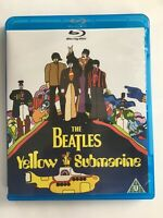 The Beatles Yellow Submarine Blu-ray Disc New
