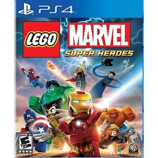 Playstation 4 Games For Kids PS4 Teen Girls Boys Fun Lego Marvel Super Heroes
