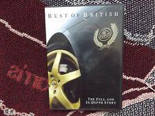 BEST OF BRITISH: LOTUS - FULL & IN DEPTH STORY - REGION 0 DVD