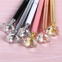 Crystal Ballpoint Pen Novelty 19 Carat Large Diamond Metal Pens Escolar Bolis